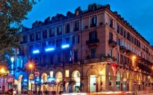 hotels in turin - Best Western Hotel Genio exterior