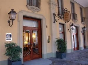 hotels in turin - Best Western Hotel Genova exterior