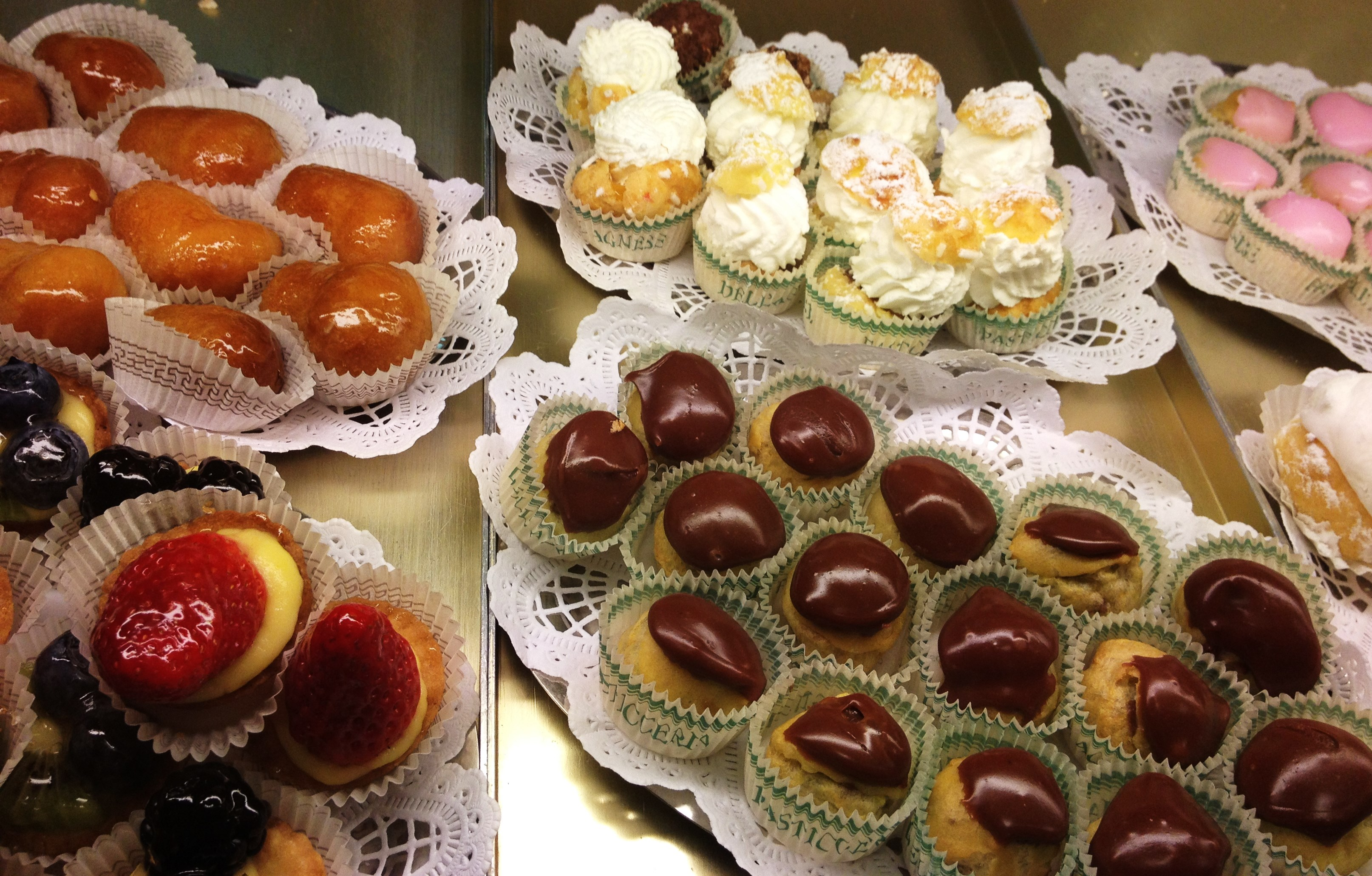 Italian Pastries Best Places For Pastries In Turin