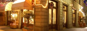 hotels in turin - Hotel Chelsea exterior
