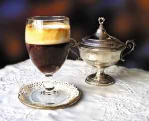 things to do in turin - try the Bicerin - a traditional drink from Turin with coffee and chocolate