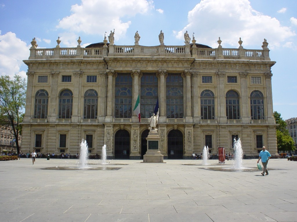things to do in turin - the Palazzo Madama