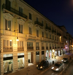 four star hotel in turin - Townhouse 70 exterior