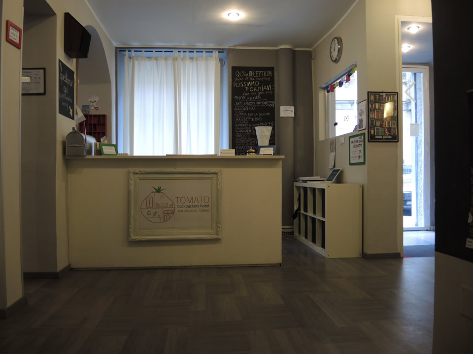 Hotels in turin italy accommodation in turin turin for Hostel turin
