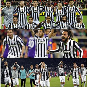 compliments of Juventus FC fb page