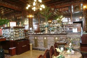 Caffe Storico Mulassano Piazza Castello Torino