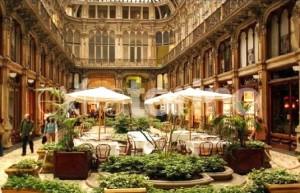 Top 10 Cafes and Bars in Turin - Baratti_Milano_Torino galleria