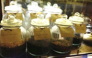 Top 10 Cafes and Bars in Turin - Drogheria caffe - bottles