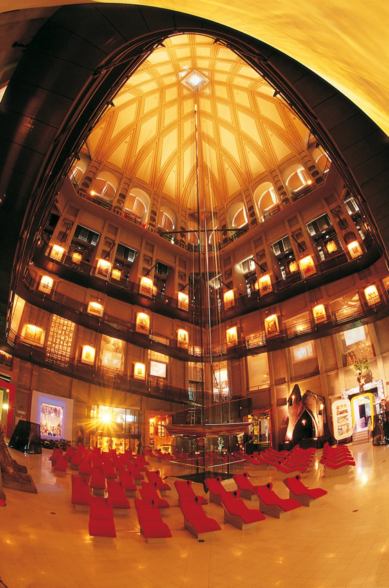 Museo Nazionale del Cinema: compliments of Turismo Torino