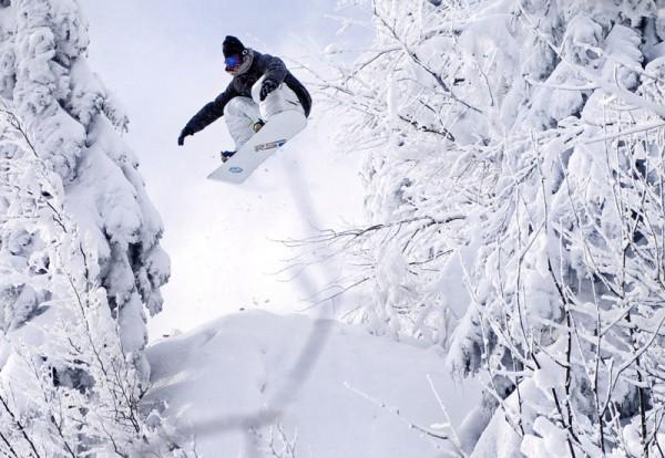 Bardonecchia snowboarding - photo compliments of Comune di Bardonecchia