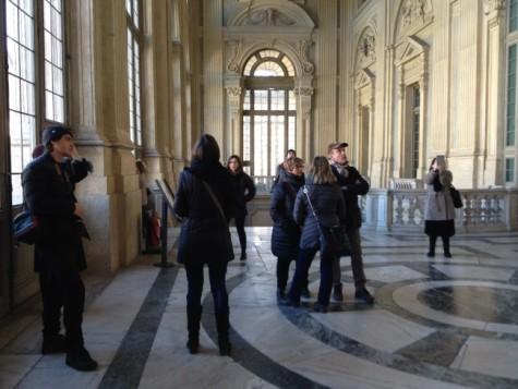 Palazzo Madama - German Blogger Tour