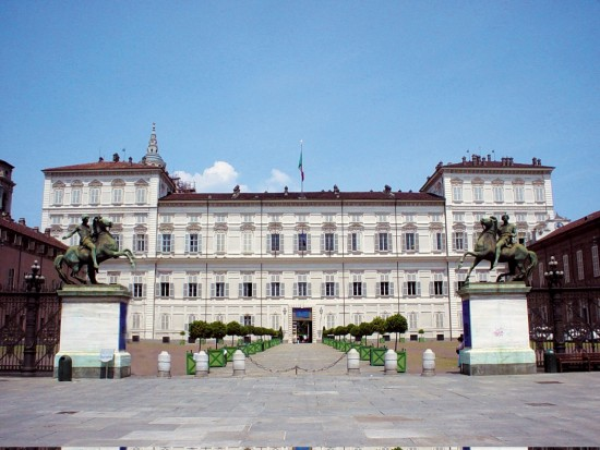 Palazzo Reale - compliments of Turismo Torino
