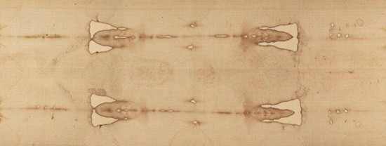 Turin Shroud - compliments of Sindone Torino