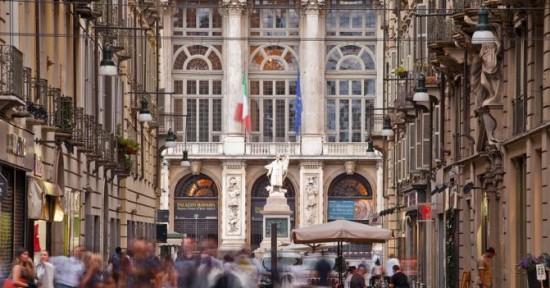via Garibaldi Turin