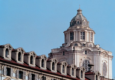 Church of San Lorenzo, Turin - compliments of Turismo Torino