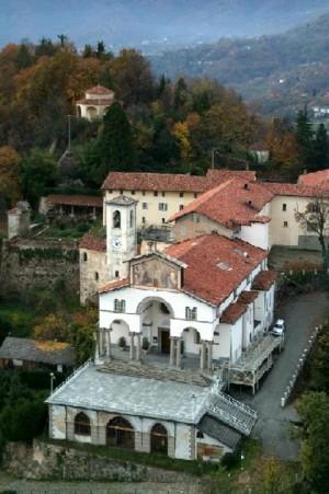 Sacro Monte di Belmonte - compliments of Sacri Monti