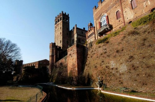 Camino Castle, Monferrato - one of the top 10 monferrato castles in piedmont