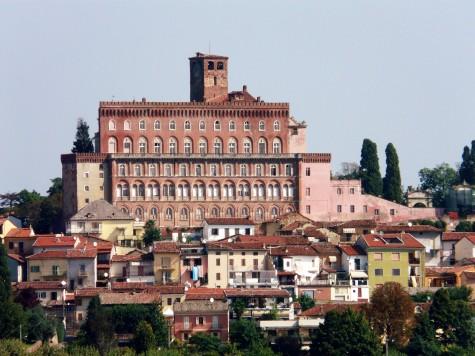 castles in Piedmont includes San Giorgio Monferrato Castle