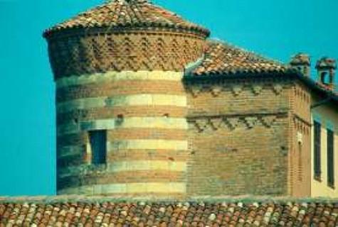 Lignano Castle, Monferrato one of the top 10 castles in piedmont