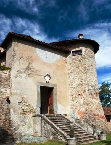 Prasco Castle, Monferrato - castles in Piedmont