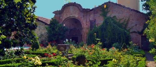 Salabue Castle, Monferrato - Piedmont castles