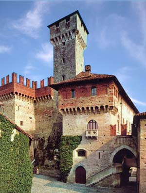 Top 10 Monferrato Castles includes Castello di Tagliolo