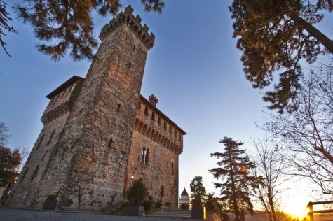 Top 10 Monferrato Castles - Trisobbio Castle