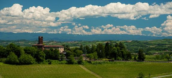 Uviglie Castle, Monferrato - top 10 Monferrato castles in piedmont