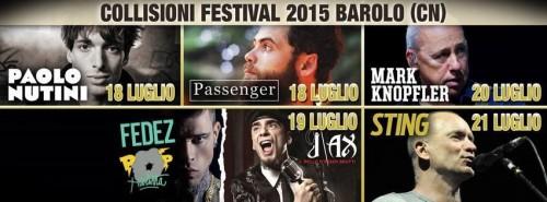 Collisioni festival - Barolo - Piedmont