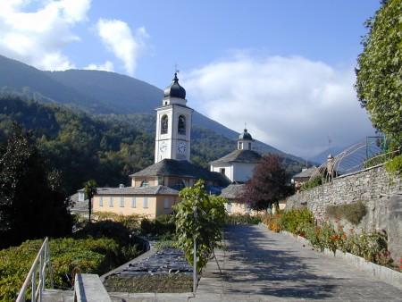 Sacro Monte di Domodossola - compliments of Stefano Bistolfi