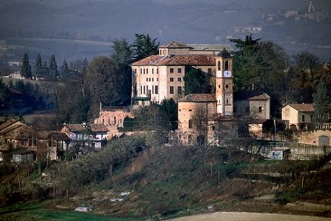 Castello di Montiglio, Monferrato