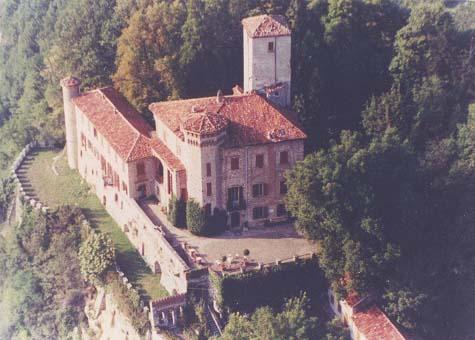 Orsara Bormida Castle, Monferrato - castles in Piedmont