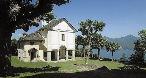 Sacro Monte di Ghiffa - compliments of Eco Sistema Verbano