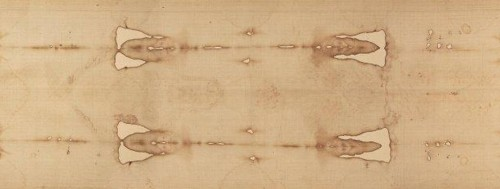 The Shroud of Turin - compliments of Sindone