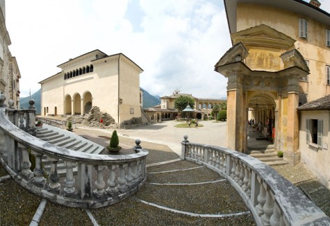 Sacro Monte di Varallo Sesia - compliments of Sacri Monti