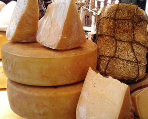 mountain cheeses