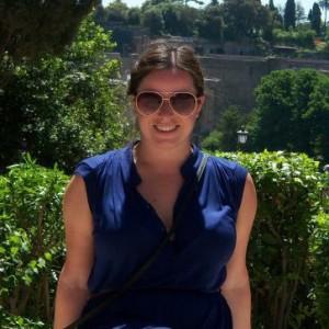 Claire blogger profile pic