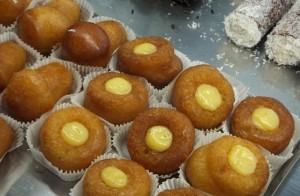 Italian Pastry - babas