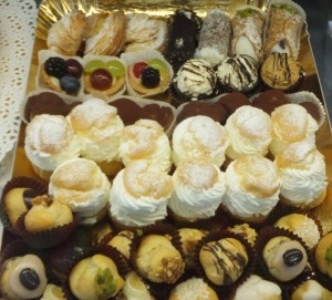 Pastries in Piedmont - Italian pastries