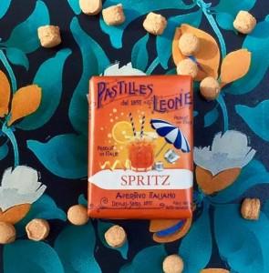 Pastiglie Leone - Spritz flavored candies