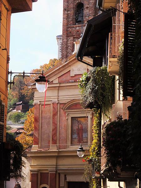 Rivoli Santa Croce church