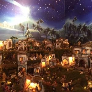 Christmas Nativity in Turin