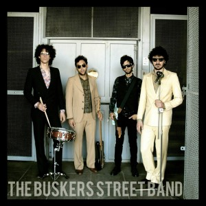 Buskers street band - profile photo of band members