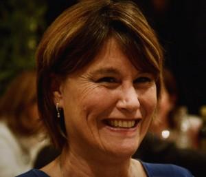 MIchelle Samson profile pic of writer