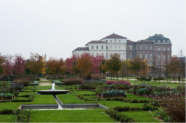 Venaria Reale royal palace