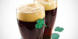 Irish dark beer