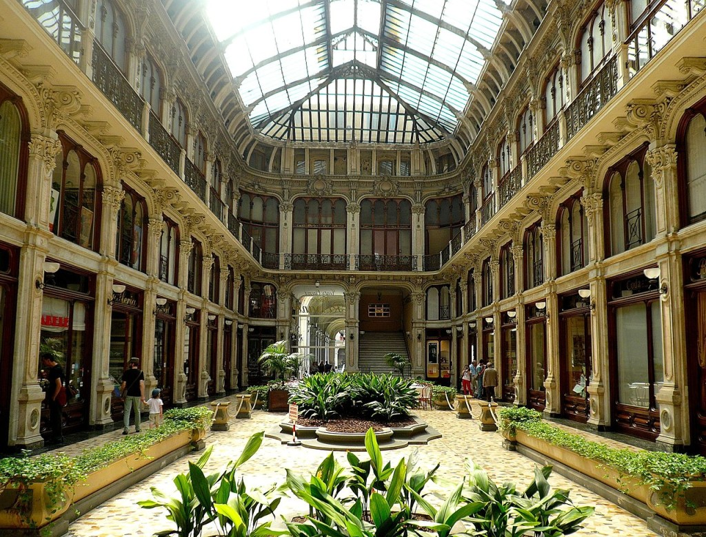 top 10 attractions in turin - Turin Galleria Subalpina