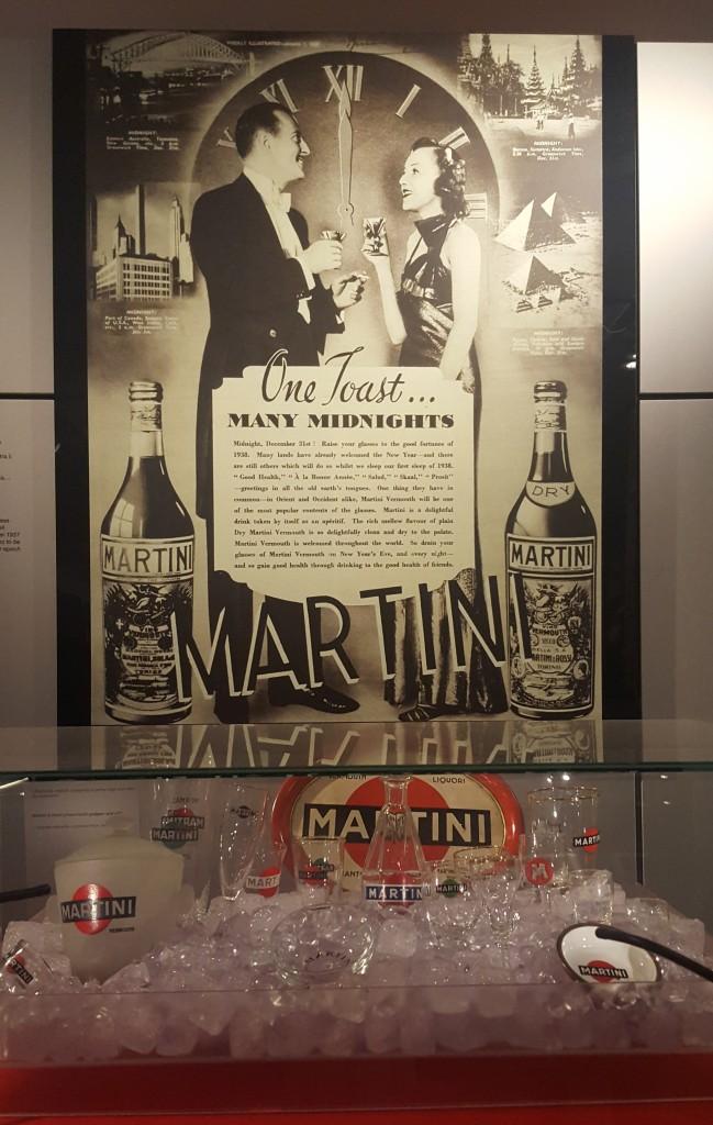 Casa Martini - America vintage poster