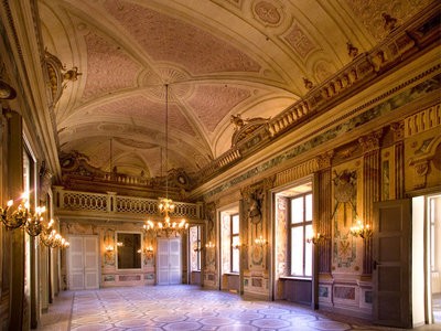 Monferrato Palace - PALAZZO NATTA VITTA interior