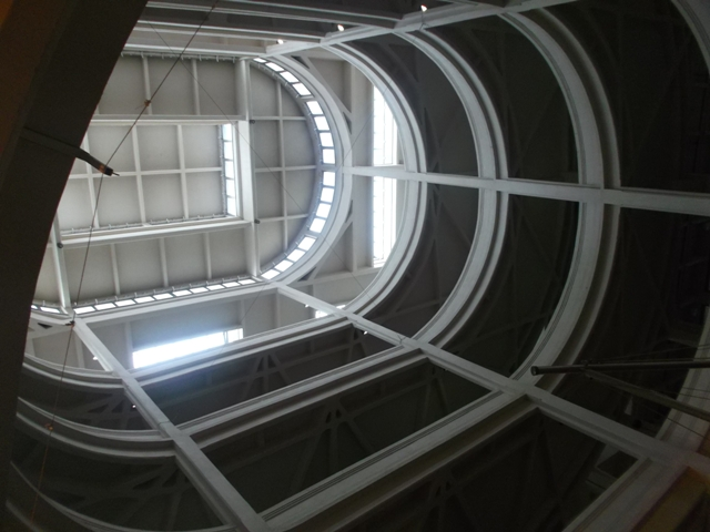 Lingotto factory interior
